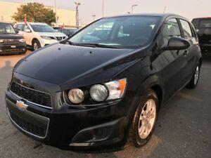 2012 Chevrolet Sonic LT*BLUETOOTH*RADIO XM*NOUVEAU+PHOTOS A VENI
