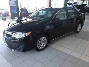 2014 Toyota Camry LE Only 49k! 6-Speed Automatic!