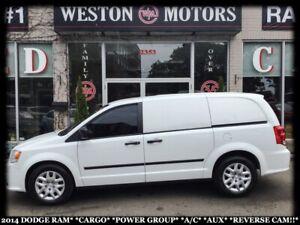 2014 Dodge Ram Van PWR GRP*A/C*AUX*REVERSE CAM!!*