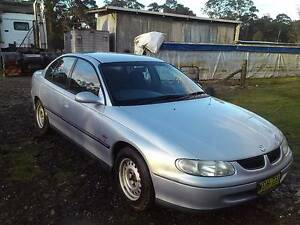 1998 Holden Commodore Sedan Londonderry Penrith Area Preview