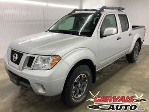 2018 Nissan Frontier PRO-4X 4x4 GPS Toit Ouvrant MAGS Bluetooth