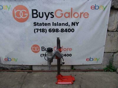 Core Cut Core Drill Rig Black Decker Industrial Motor Works Fine
