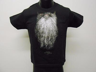 Neu Duck Dynasty Lang Bart Jugend Xs XS Größe 7 T-Shirt