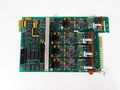 Westinghouse 7379a62g02 Turbine Generator Control Circuit Board