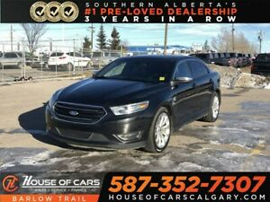 2015 Ford Taurus Limited / Navi / Heated leather seats /