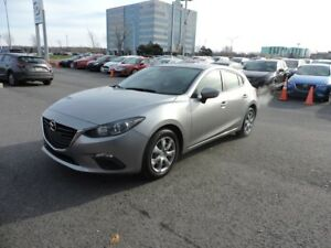 2016 Mazda Mazda3 SPORT GX AUTO A/C CAMERA BLUETOOTH ET PLUS