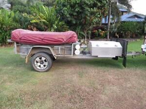 Soft Floor 4wd Camper Trailer Cairns Cairns City Preview