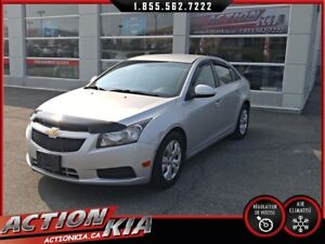 2012 Chevrolet Cruze LT turbo LT Turbo w/1SA