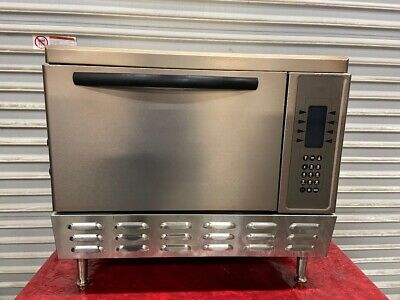 Rapid Bake Convection Microwave High Power Oven Turbochef Ngc Nsf 5197 Fast