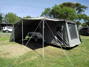 Cub SupaMatic Escape 2010 campertrailer Boonah Ipswich South Preview
