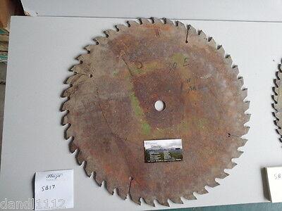 Sawmill Saw Blade 17-12 W 1 Arbor For Industrial Sb17