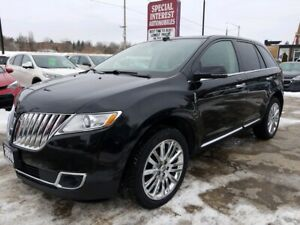 2015 Lincoln MKX NAVIGATION !!  SUNROOF !!  AWD !!