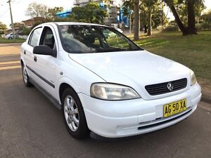 2005 Holden Astra TS Equipe Hatchback Manual 4months Rego Liverpool Liverpool Area Preview