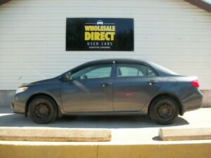 2009 Toyota Corolla MANUAL-SHIFT COROLLA ... LOW KM and EASY ON
