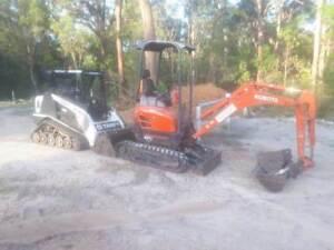 Bobcat, Excavator & Tipper Brisbane