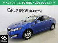 2012 Kia Optima LX PLUS-TOIT PANORAMIQUE **GARANTIE 10 ANS**