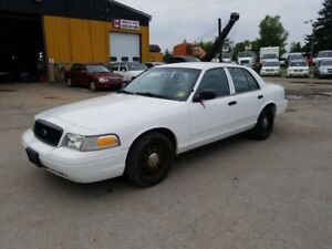 2010 Ford Crown Victoria Police Street Appearance