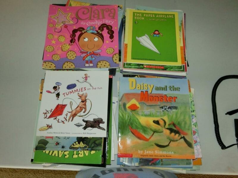 Huge Lot 61 LOT A  K 1st  2nd 3rd  Grade AR Picture Books TEACHER LIBRARY
