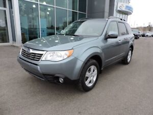 2010 Subaru Forester 2.5X LIMITED AWD TOIT ET PLUS