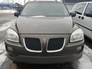 2009 Pontiac Montana w/1SB