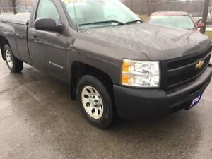 2010 Chevrolet Silverado 1500 Reg Cab, Long Box