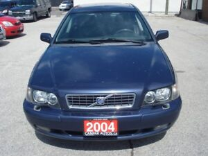 2004 Volvo S40 No HST until January 31, 2018