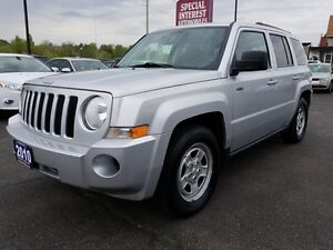 2010 Jeep Patriot Sport/North Sport/North !! 4WD !!! SUNROOF...