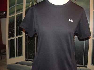 UNDER ARMOUR LADIES BASE LAYER FITTED T-SHIRT.Medium.>NICE>LQQK> ()