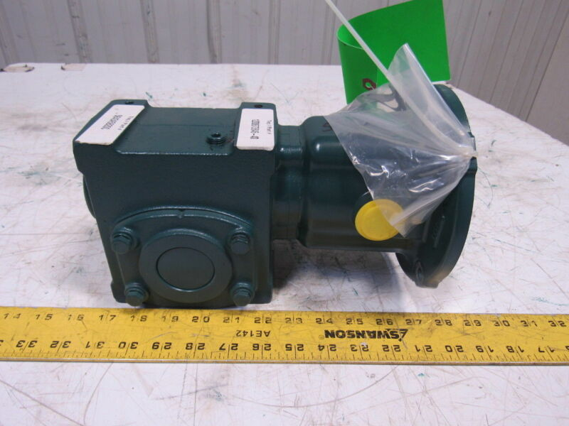 Dodge 17S15R Tigear-2 15:1 Ratio 1750RPM 1.27Hp Input 117RPM Out Gear Reducer