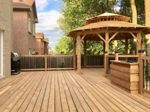 Highest Quality Deck and Fence