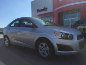 2015 Chevrolet Sonic LS LOW PAYMENTS !!!
