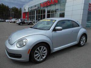 2012 Volkswagen Beetle CONFORTLINE CUIR AUTOMATIQUE