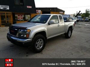 2011 GMC Canyon SLE 100% Approval!