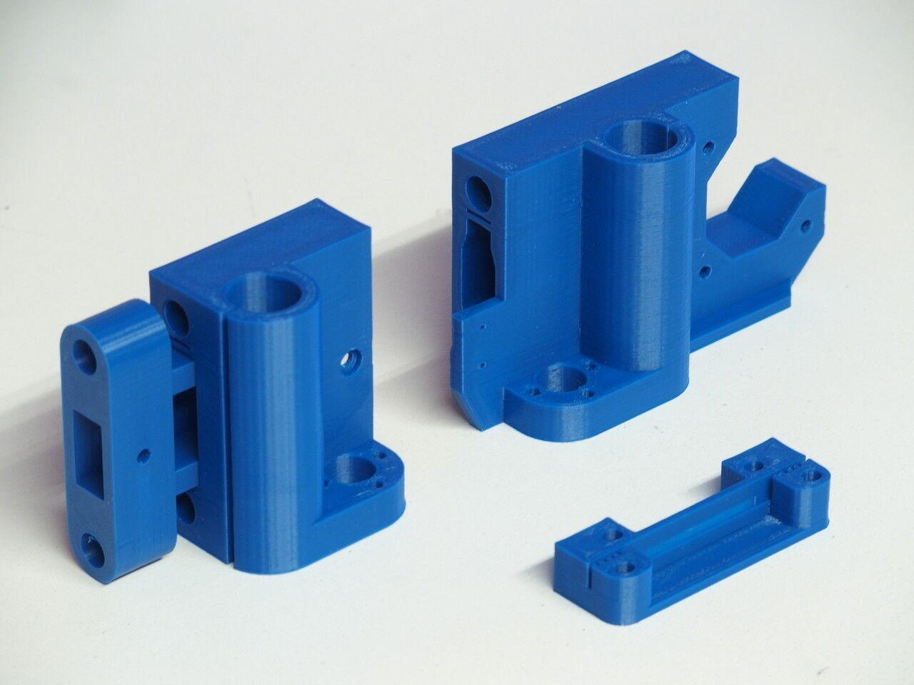 3d-drucker Anet A8 To Am8 Conversion Kit Metal Frame Rebuild Kit Parts Umbausatz Teile Abs 3d-drucker & Zubehör