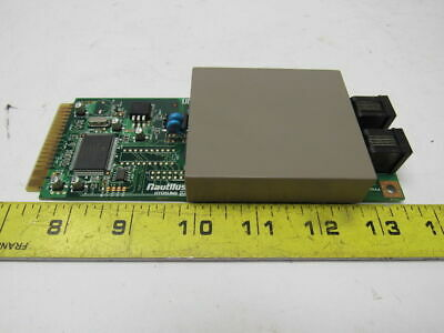 Hyosung 16021298-1 Removable Card Style Modem For Tranax Atm Machine