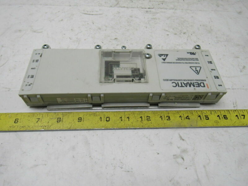 Dematic 1PA6S00000112518 Rev AD Embedded Conveyor Controller ECC