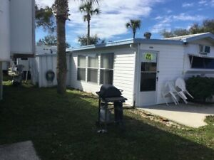 Florida RV Park Trailer - $10,000 CDN