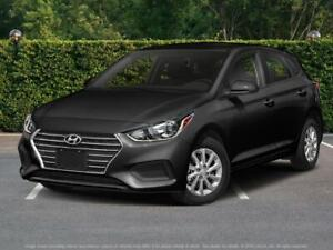 2019 Hyundai Accent Essential w/Comfort Package