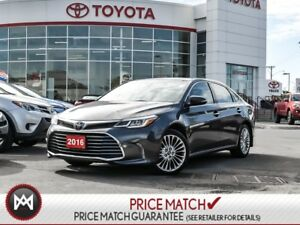2016 Toyota Avalon LIMITED NAVIGATION, LEATHER, ALLOY FULLY LOAD