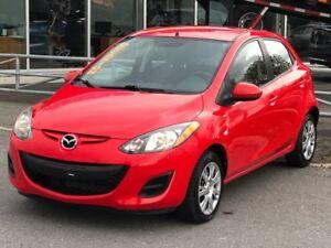2011 Mazda Mazda2 SIEGES CHAUFF*GR ELECT* AIR CLIM*CRUISE*CD USB
