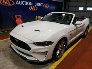 2018 Ford Mustang GT Premium CONVERTIBLE, LEATHER! 5.0L, ALL...