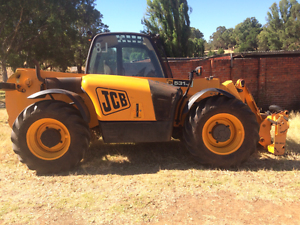 REDUCED PRICE! JCB531-70 All Terrain Forklift / Telehandler Perth Perth City Area Preview