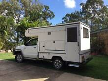 LOW Km 2007 Toyota Hilux Campervan EXCELLENT CONDITION Mackenzie Brisbane South East Preview