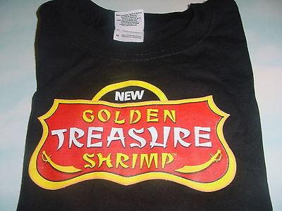 New Panda Express  Golden Treasure Shrimp  T Shirts  S  M
