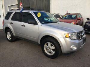 2012 Ford Escape XLT AUT 4X4 UN SEUL PROPRIO ETAT IMPECCABLE DOC