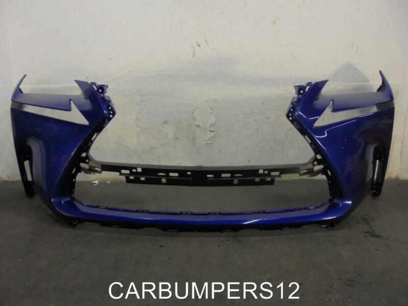 LEXUS NX200T 300H FRONT BUMPER - 2015 ONWARDS - GENUINE LEXUS PART *G3