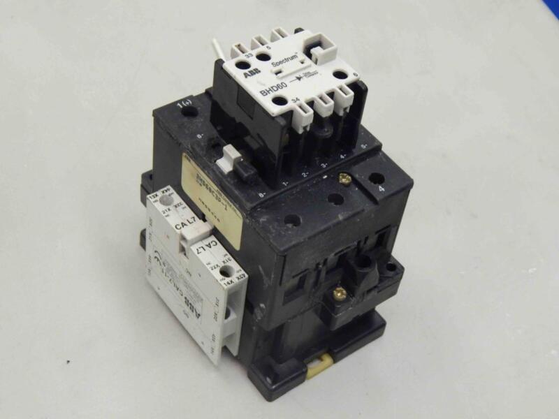 #113 Asea Brown Boveri ABB BHD60C3P-1 Contactor BHD60C2P 110/120V Coil