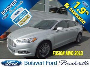 2013 Ford Fusion SE AWD CUIR