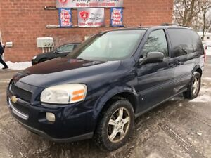 2007 Chevrolet Uplander CERTIFIED/WARRANTY INCLUDED