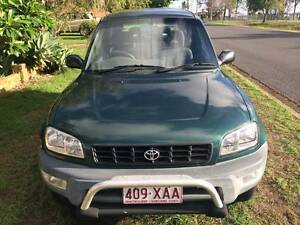 1998 Toyota RAV4 3 Door Coupe Maryborough Fraser Coast Preview